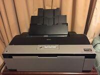 Professional A3+ Printer: Epson Stylus Photo R2880
