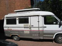WANTED ALL CAMPER VANS AND MOTORHOMES TOP CASH PRICES PAID NATIONWIDE
