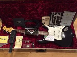 Custom Shop Strat Pro - Fender 2012