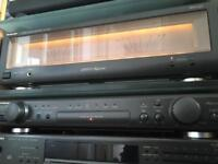 Technics Power Amp and Control amp. SE-A900S and SU-C800U.