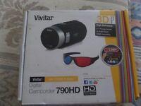 3D HD CAMERA (NEW)
