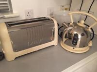 Dualit Kettle and Taster