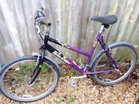 Ladies Bike Raleigh Bicycle