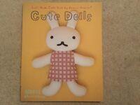 Let's Make Cute Stuff by Aranzubía Alonzo ! Cute Dolls New Book