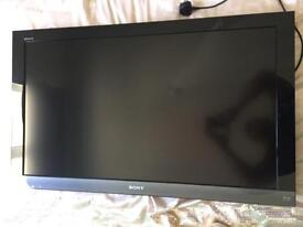 "40"" Sony Bravia built in blu-ray"