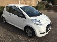 CITREON C1 VT 2011 FULL YEAR MOT LOWER PRICE FOR QUICK SALE