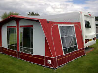 Dorema Full Awning.