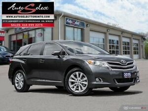 2015 Toyota Venza ONLY 124K! **BACK-UP CAMERA** ONE OWNER TRA...