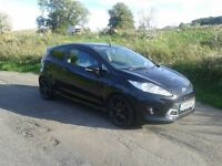 2009 Ford Fiesta Zetec S 120 Ti-VCT, ST look-alike, not 206 clio corsa civic mini focus