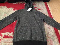 Boys 12 y/o hoody, dark grey new with tags. George RRP £19.95