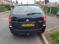 68,000 Miles Cam-belt done 3 weeks ago!! Xsara Picasso in rare black. QUICK SALE NEEDED