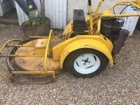 Webb clearway petrol. Lawnmower collectible
