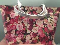 a new leather large Ted Baker shopper bag