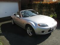 2006 Mazda MX5 / genuine low mileage / 1999cc