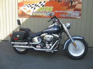 2003 Harley-Davidson Fat Boy Touring