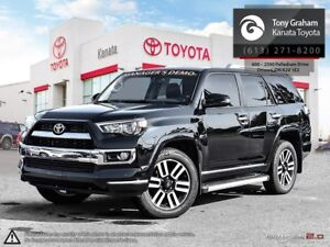 2016 Toyota 4Runner SR5 LIMITED - MANAGER DEMO