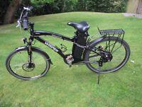 Whisper 905SE Electric Bike -2011 Newly Recelled Battery