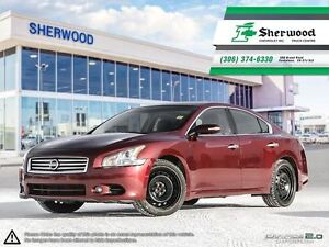 2012 Nissan Maxima SV PST PAID 2 Sets Of Rims & Tires!!