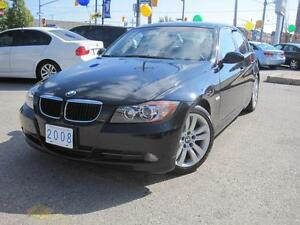 2008 BMW 3-SERIES 328i | Push Start • Black Beauty