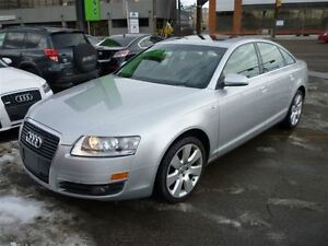 2006 Audi A6 3.2 QUATTRO/LEATHER/SUNROOF/1 OWNER