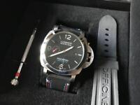 Swiss Panerai Luminor America's Cup Automatic Watch