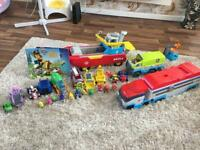 Paw Patrol Bundle Toys
