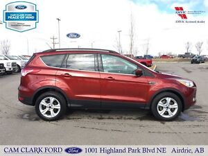 2014 Ford Escape SE Leather EcoBoost 2.0L 4WD