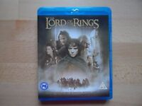 Lord of the Rings - The Fellowship of the Ring - Blue-ray Disc - certificate PG