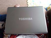 Toshiba Laptop - Pro P300 high specs