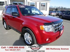 2011 Ford Escape XLT Automatic 3.0L $144.74 BI WEEKLY!!!