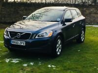 Volvo XC60, 2.4 D5 SE Lux, Geartronic, AWD, 2011 (60 plate), FSH, 1 previous owner