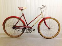 Coventry Eagle Vibatge city bike Small Frame Beautiful Condition