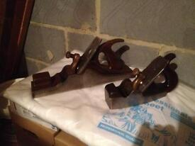 Wanted , old carpenters tools , joiners planes , chisels , complete chests etc