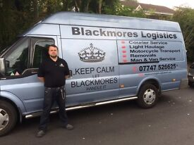 Man and van, large item furniture delivery, removals. Affordable Professional and insured!