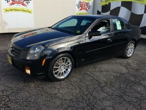 2007 Cadillac CTS Auto, Leather, Heated Seats,
