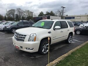 2014 Cadillac Escalade PLATINUM EDITION, ONE OWNER, DON'T MISS I
