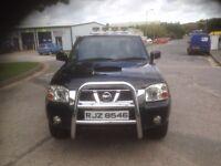 Nissan Navara PICK-UP DCB NAVARA RALLY RAID TD 4X4 £3695