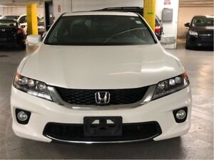 2014 Honda Accord Cpe EX-L V6 Navi at - BACKUP CAMERA, SPORTY