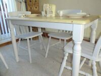 Table and Chairs Kitchen / Dining Shabby Chic