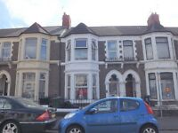 Room to Rent, Monthermer Road, Cathays, available now