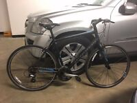 Specialized sirrus range-Shimano Altus,8-speed