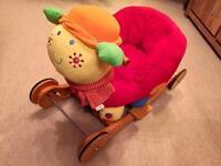 Ride on / rocking lady bug Mamas & Papas