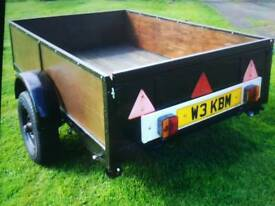 For sale camping trailer