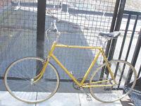 Superb Vintage Lightweight, Single Speed freewheel/not fixie, Serviced