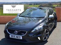 Volvo V40 D2 R-DESIGN (black) 2015-06-08