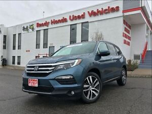 2016 Honda Pilot Touring - Navigation - Leather - Pano Roof