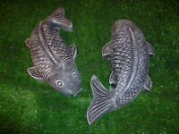 koi fish garden ornaments