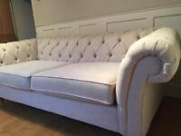 NEXT Gosford Buttoned Sofa
