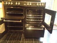 Belling range cooker