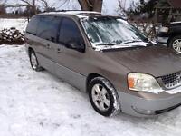 2004 freestar minivan limited